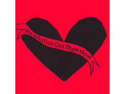 BIKINI KILL - Revolution Girl Style Now (LP)