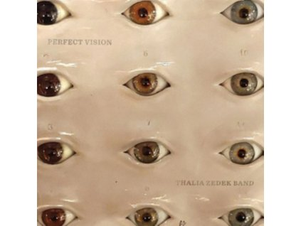 THALIA ZEDEK BAND - Perfect Vision (LP)