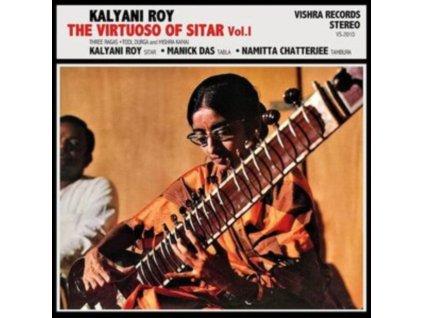 KALYANI ROY - The Virtuoso Of Sitar Vol. 1 (LP)