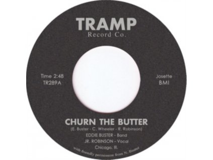 "EDDIE BUSTER BAND - Churn The Butter (7"" Vinyl)"
