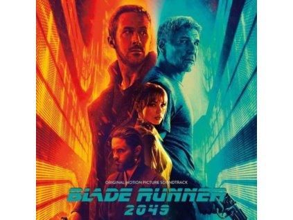 ORIGINAL SOUNDTRACK / HANS ZIMMER / BENJAMIN WALLFISCH - Blade Runner 2049 (LP)
