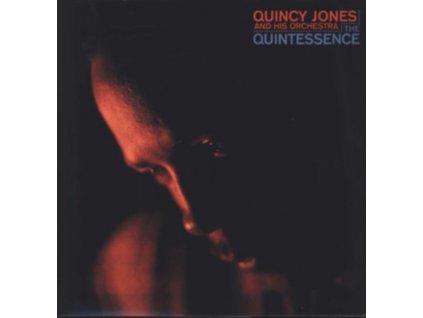 QUINCY JONES - The Quintessence Of Quincy Jones (LP)