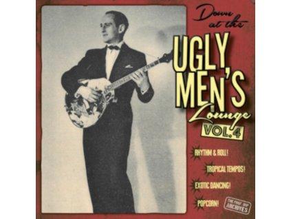 "VARIOUS ARTISTS - Professor Bop Presents: Down At The Ugly MenS Lounge Vol.4 (10 + CD"" Vinyl)"