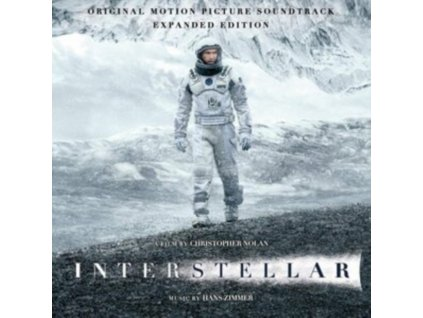 HANS ZIMMER - Interstellar - Original Soundtrack (LP)