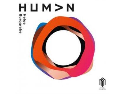 HELGE BURGGRABE / DEUTSCHES KAMMERORCHESTER BERLIN / ELBTONAL PERCUSSION / JOHN FARAH / DUNCAN WARD - Human (LP)