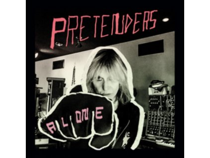 PRETENDERS - Alone (LP)