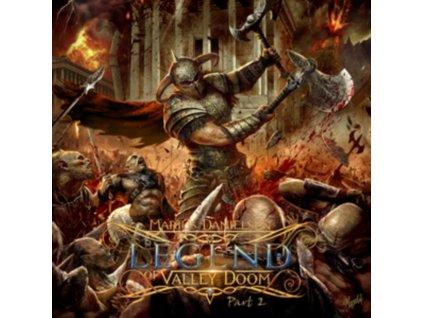 MARIUS DANIELSEN - Legend Of Valley Doom - Part 2 (LP)