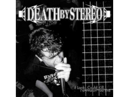 DEATH BY STEREO - If Looks Could Kill. Id Watch You Die (Purple Vinyl) (LP)