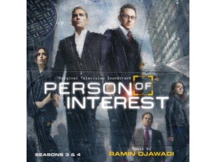 ORIGINAL TV SOUNDTRACK / RAMIN DJAWADI - Person Of Interest: Seasons 3 & 4 (CD)