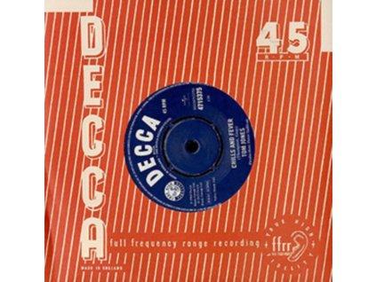 "TOM JONES - Chills And Fever (7"" Vinyl)"