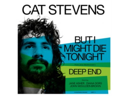 """CAT STEVENS - But I Might Die Tonight (Light Blue Vinyl) (7"""" Vinyl)"""