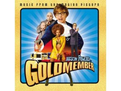 VARIOUS ARTISTS - Austin Powers In Goldmember (Gold Vinyl) (Rsd 2020) (LP)