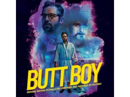FEATHERS - Butt Boy - Original Soundtrack (CD)