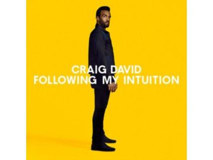 CRAIG DAVID - Following My Intuition (LP)