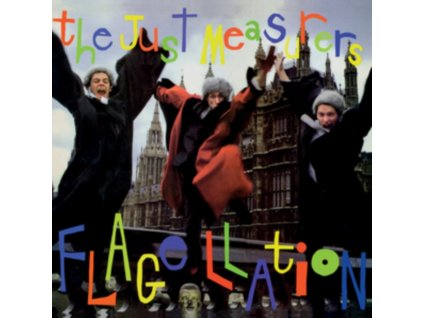 JUST MEASURERS - Flagellation (LP)