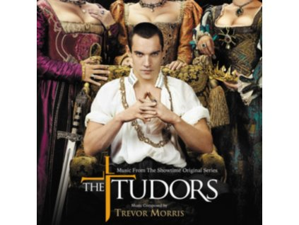 ORIGINAL TV SOUNDTRACK / TREVOR MORRIS - The Tudors (CD)