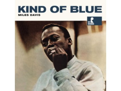 MILES DAVIS - Kind Of Blue (+1 Bonus Track) (LP)