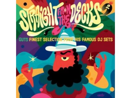 GUTS - Straight From The Decks 2 - Guts Finest Selections From His Famous DJ Sets (LP)