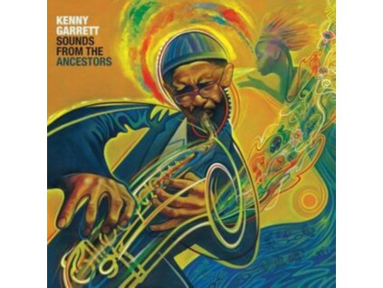 KENNY GARRETT - Sounds From The Ancestors (LP)