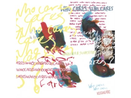 WOLFGANG PEREZ - Who Cares Who Cares (LP)