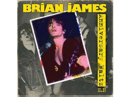 """BRIAN JAMES - Anniversary Waltz Ep (7"""" Vinyl)"""