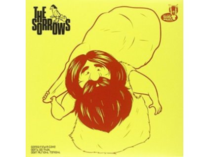 """SORROWS - Gonna Find A Cave (7"""" Vinyl)"""