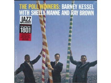 BARNEY KESSEL - The Poll Winners - 180 Gram (LP)