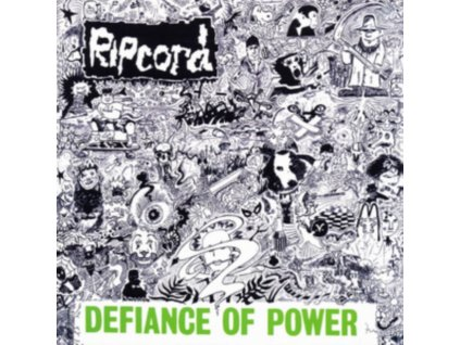 RIPCORD - Defiance Of Power (LP)