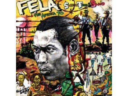 FELA KUTI - Sorrow Tears & Blood (LP)