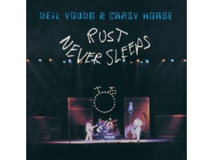 NEIL YOUNG - Rust Never Sleeps (LP)