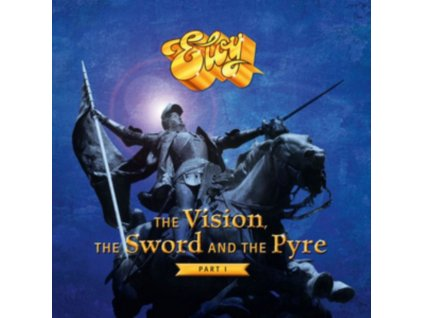 ELOY - The Vision. The Sword And The Pyre-Part I. 2Lp 180 Gr. (LP)