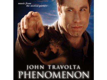 PHENOMENON - Phenomenon (Music) (Blue Vinyl) (3-Side Etching) (RSD 2020) (LP)