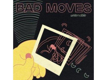 BAD MOVES - Untenable (LP)