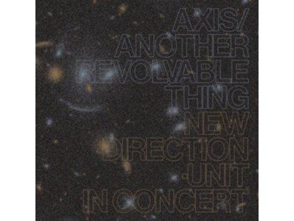 MASAYUKI TAKAYANAGI NEW DIRECTION UNIT - Axis/Another Revolvable Thing Pt. 1 (LP)