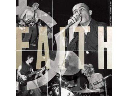 FAITH - Live At CbgbS (LP)