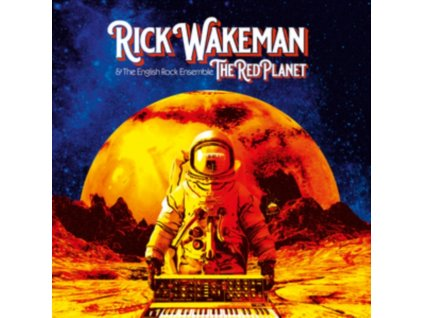RICK WAKEMAN - The Red Planet (LP)
