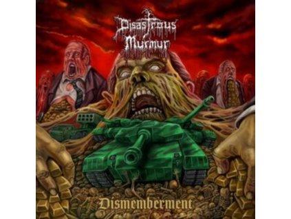 DISASTROUS MURMUR - Dismemberment (LP)