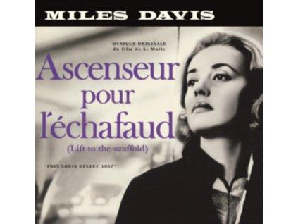 MILES DAVIS - Ascenseur Pour LEchafaud + Bonus Digipack Containing The Complete Album (+7 Bonus Tracks) (LP)