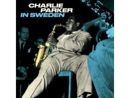 CHARLIE PARKER - In Sweden (Solid Blue Vinyl) (LP)