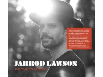 JARROD LAWSON - Be The Change (LP)