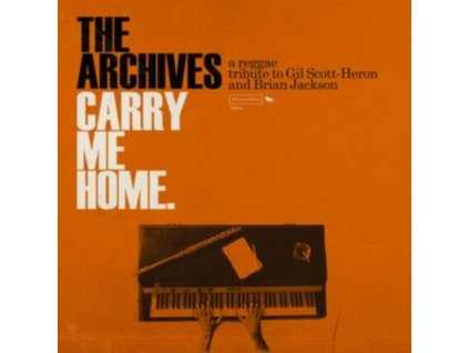 ARCHIVES - Carry Me Home: A Reggae Tribute To Gil Scott-Heron And Brian (LP)