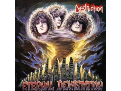 DESTRUCTION - Eternal Devastation (+Poster) (LP)