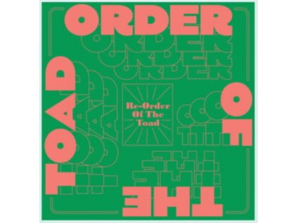 ORDER OF THE TOAD - Re-Order Of The Toad (LP)