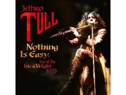JETHRO TULL - Nothing Is Easy (Live At The Isle Of Wight Festival 1970) (LP)
