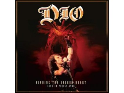 DIO - Finding The Sacred Heart (Live In Philly 1986) (LP)
