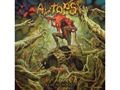 AUTOPSY - Live In Chicago (LP)
