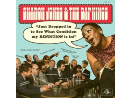 SHARON JONES & THE DAP-KINGS - Just Dropped In (To See What C (LP)