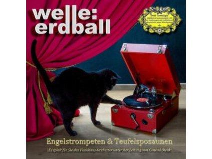 WELLE: ERDBALL - Engelstrompeten & Teufelsposaunen (LP)
