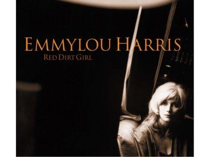 EMMYLOU HARRIS - Red Dirt Girl (Red Vinyl) (LP)