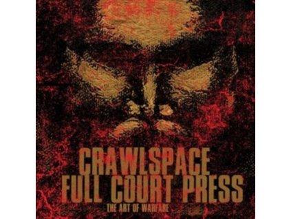 CRAWLSPACE VS FULL COURT PRESS - The Art Of Warfare (LP)